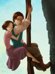 Tangled SPOILERS One Last Time by palnk