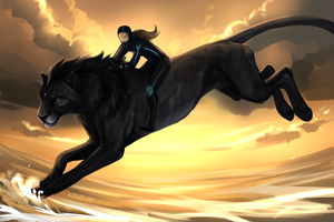 Free Will: Sehkmet by Foxgrove-Stables