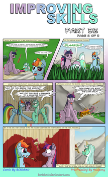 Improving Skills - Part 32 - Page 2 by BCRich40