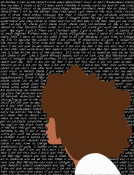 black fro by euphorialas