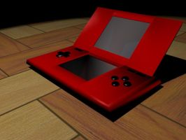 Nintendo DS by newdeal666