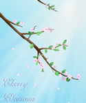 Cherry Blossoms Cover by veggiefangirl
