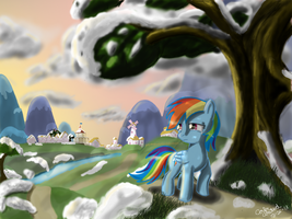 End of Loyalty by ColorCoatedArt