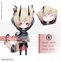 [CLOSED] Auction - Akashia 42 by Syu-mln