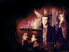 Blood Ties by mitchie-v