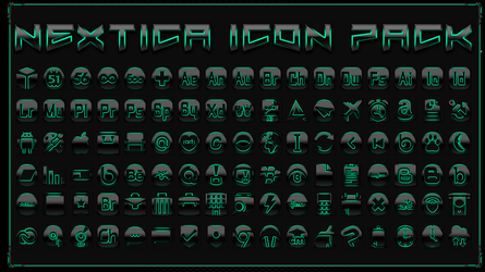 Icon Pack Nextica by Agelyk