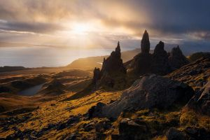 The Old Man of Storr by TobiasRichter