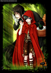 Little Red Riding Hood by namisiaa