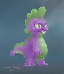 Little-****-spike by Tefrem34