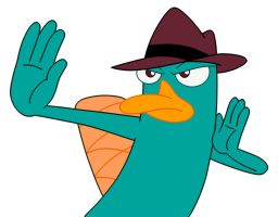 Agent P by FitzOblong