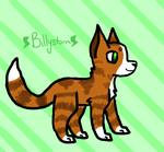 EWCEP 03 - SkyClan - BIllystorm by Freezeash