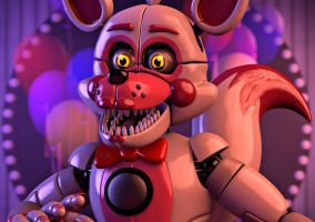 Fnaf/Sfm] Welcome to Funtime Auditorium by KameronThe1