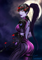Widowmaker by martaino