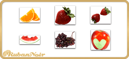 ImagePack 04 - Fruits by Lady-Himiko