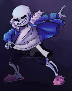 More attacking skeletons by paurachan