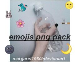 emojis png pack by Margaret1980