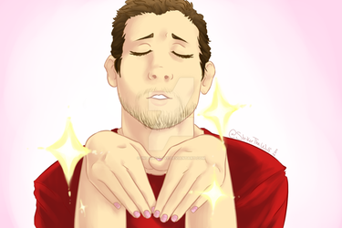 Wade's Pretty Hands by INU-KAG-LOVE