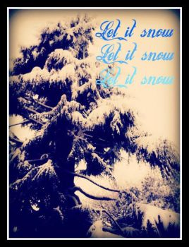 Let It Snow, edited by sonic-fire