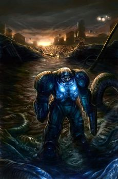 StarCraft: Speed Of Darkness by TheChaoticKnight