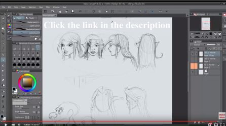 How to draw characters from different angles by discipleneil777