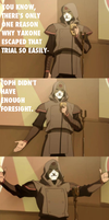 Bad Joke Amon- Foresight by xXNeoPhantomXx