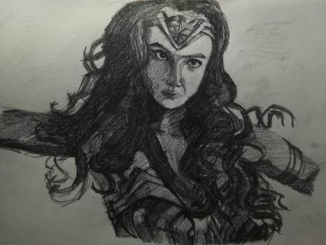 Wonder Woman by Andrix9743
