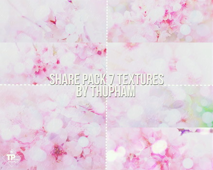 SHARE PACK 7 TEXTURE BY THUPHAM by TP4ever