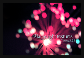 Large light textures 2 by monstreum