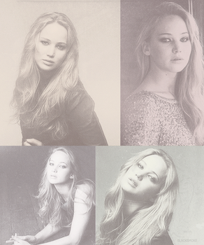 Jennifer Lawrence by Linds37