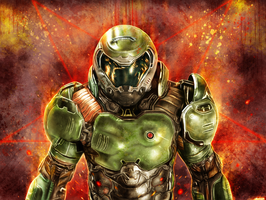 DooM by p1xer