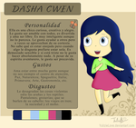 Dasha Cwen - Reference by YulizieLove