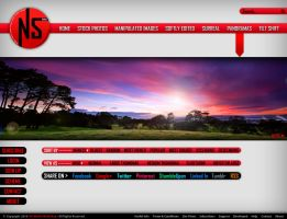 NS-Workx Photography Page Design by specialized666