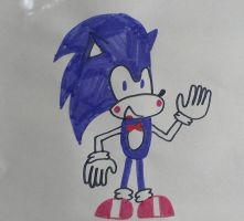 Funtime Sonic by SuperSmash6453