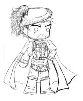 Eric Bana...as Henry VIII by skylord1015