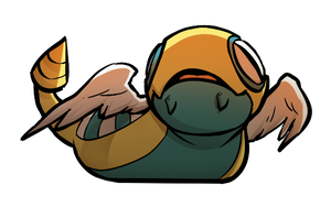 Normal Type - Dunsparce