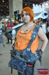 Ellie - Borderlands 2 by Nullien