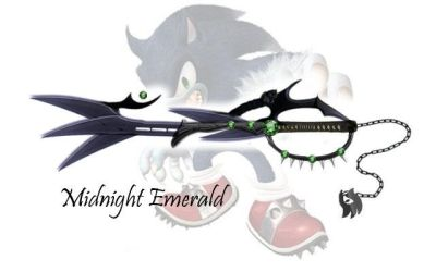 Midnight Emerald by OnyxChaos