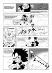 Dragon ball : Altered reality page 01 by ChibiDamZ
