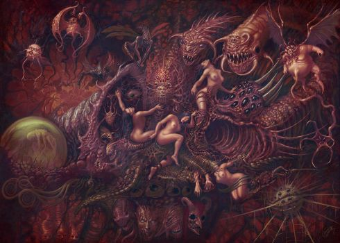 The Great Devourment by Xeeming