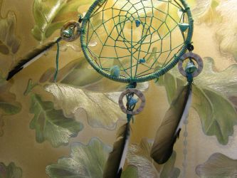 Just a dreamcatcher by tadrala