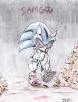Sonic.EXE by TheShad0wF0x
