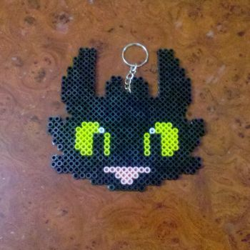 Chimuelo/Toothless by RaiXmos