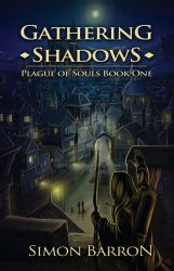 Gathering Shadows book cover by kitster29