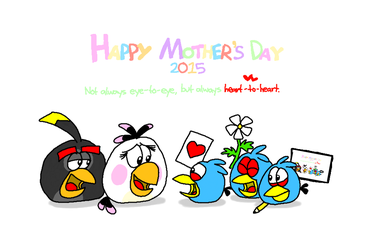 To Matilda, From Jay, Jake, and Jim by AngryBirdsStuff