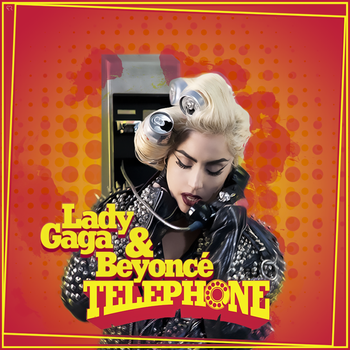 Lady GaGa - Telephone by sannder21allex