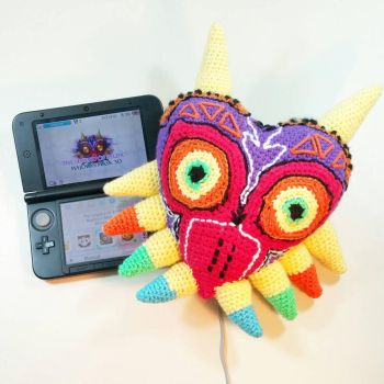 Majora's Mask  by hiro-chan28