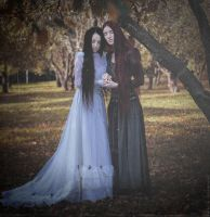 August and September IV by MariaPetrova
