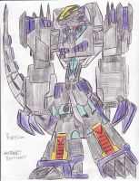 Trypticon my Version by bigtimbears