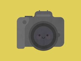 Cute Camera (Smile) by apparate
