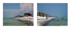 view of destin by artgyrl